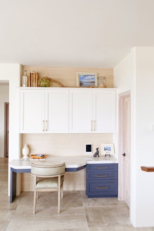 twotoned cabinets savvy interiors