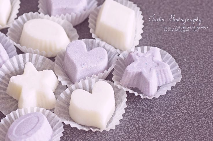 DIY: Badepralinen | Nicest Things - Food, Interior, DIY: DIY: Badepralinen