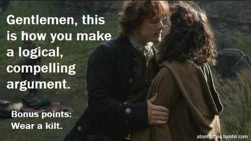Outlander blog. hilarious!