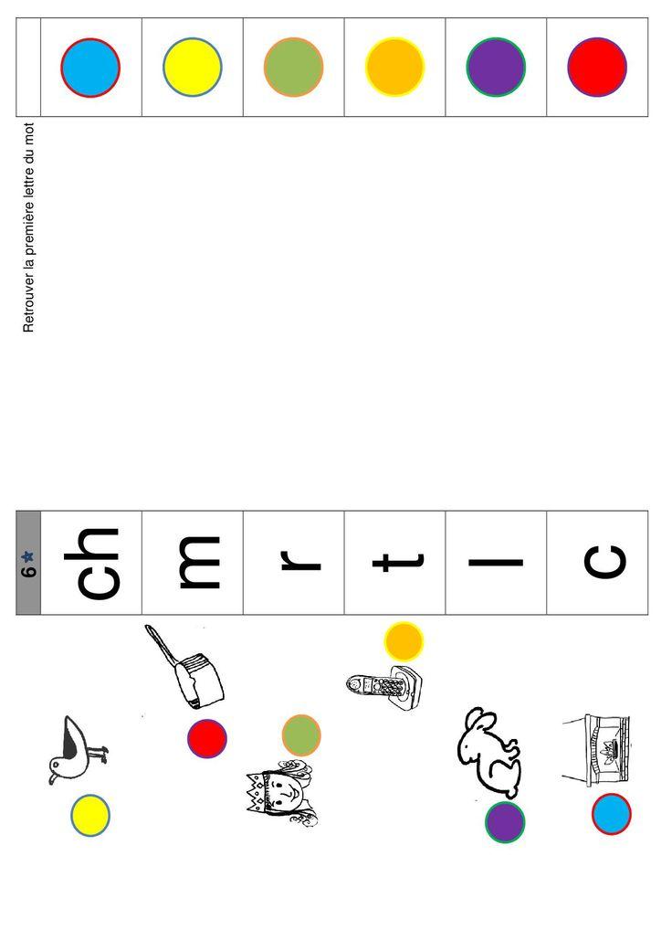 logico son - la maternelle de Camille