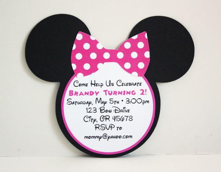 Mini Mouse Birthday Party Ideas