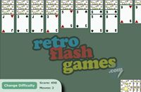 Play Retro Solitaire games
