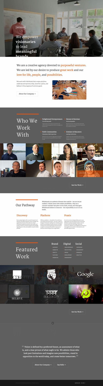 Whiteboard, 8 August 2013. http://www.awwwards.com/web-design-awards/whiteboard-1   #WebInteractive #Typography #ResponsiveDesign #CSS3 #Fullscreen #Video #Scroll