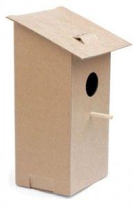 vogelhuisje-karton