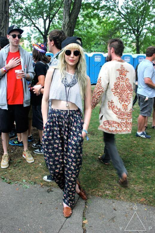 Festival Fashion - North Coast Music Festival - NCMF - Chicago Music Festivals - Festie Fashion - Chicago - North Coast - Fashion