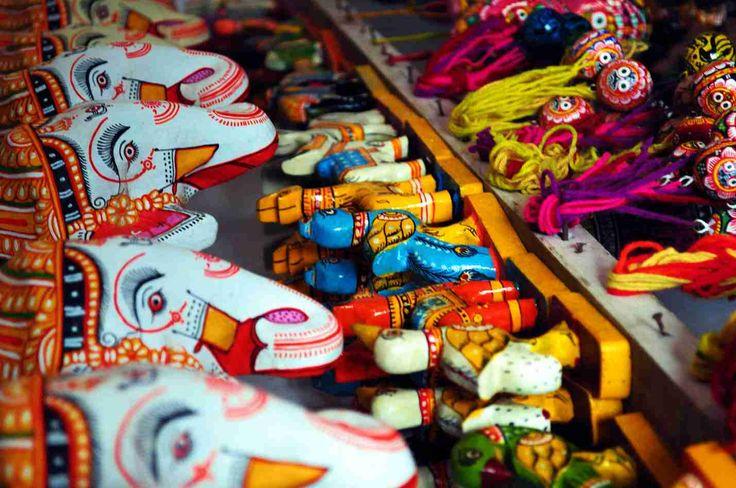 Raghurajpur Part 4: Masked in creativity..
