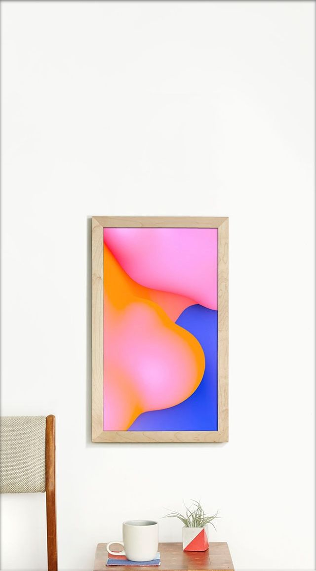 Electric Objects EO2- We're making a new way to bring art from the Internet into your home