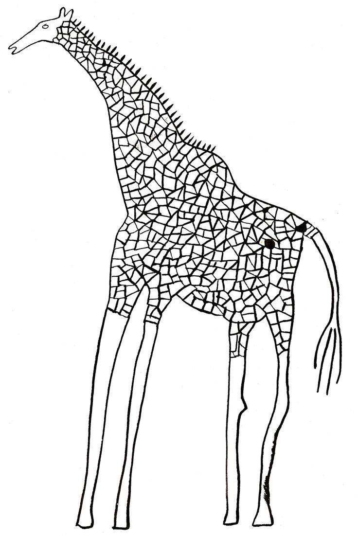 2006, LA GIRAFFA, di Dario Moretti La giraffa è un animale diviso tra cielo e terra: ha la testa tra le nuvole poiché il collo molto lungo le permette di guardare lontano, ma ha anche le zampe ben piantate al suolo. La giraffa incarna quindi il giusto mix di fantasia, spensieratezza ma anche concretezza e profondità nell'affrontare ogni situazione della vita e soprattutto il potere dell'immaginazione che è in grado di aiutare a superare le difficoltà.