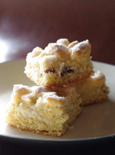 Cake with cottage chesse - old Hungarian recipe