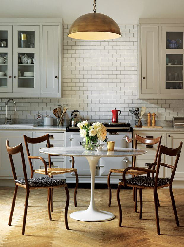 See some of House & Home's best kitchen designs that incorporate subway tile, and get kitchen design ideas for your own space.