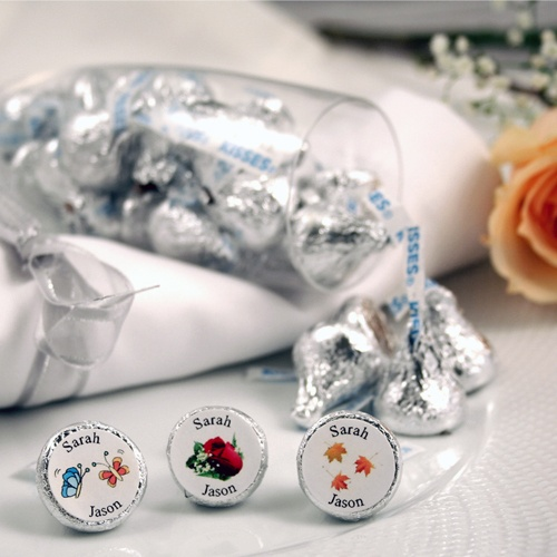 Personalized Wedding Hershey S Kisses