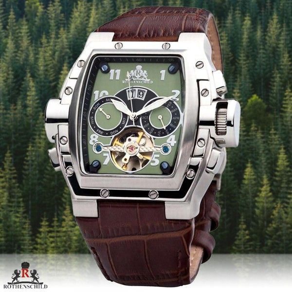 Rothenschild Crusader Automatic | RS-0812-LSG