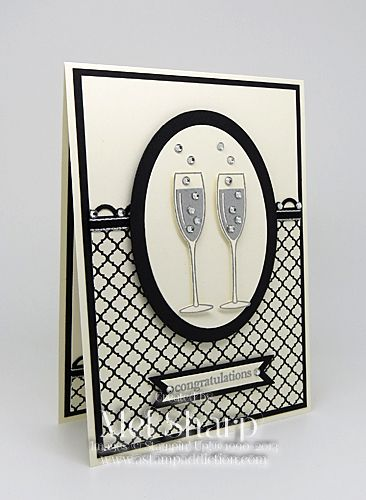 SUO Embellished Events Wedding by stampinandstuff - Cards and Paper Crafts at Splitcoaststampers