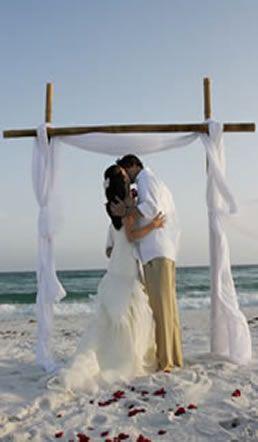 Beach Destination Wedding Planning Service For Destin FtWalton Pensacola
