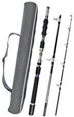 Travel fishing rods make great gifts since most fishermen don't think about traveling and fishing until the last minute. Then the only rods that they have are too long to fit into their luggage or