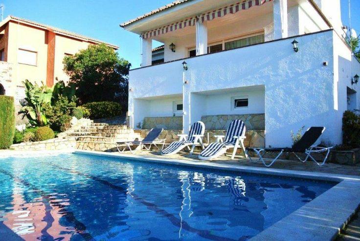 Villa Caoba, Santa Susanna, Costa Maresme