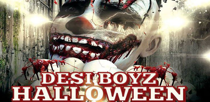 Buy tickets for Desi Boyz Halloween Night from OutSavvy. Quick, simple, secure booking for LGBT events. Discover other gay and LGBT events in London.