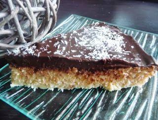 Papillae on / off: Gâteau au chocolat et à la noix de coco Bounty avec thermomix ou …   – Recettes thermomix