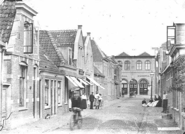 Alkmaar, Ramen, 1905