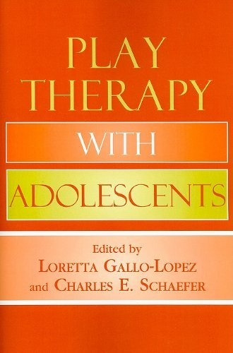 Play Therapy with Adolescents. Offers a complete variety of play therapy approaches specifically geared toward adolescents.