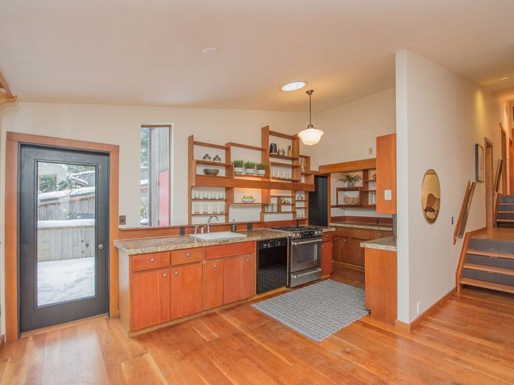 Midcentury co-housing condo asks $419K - Curbed