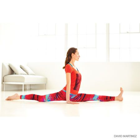 Monkey Pose: Step-by-Step Instructions