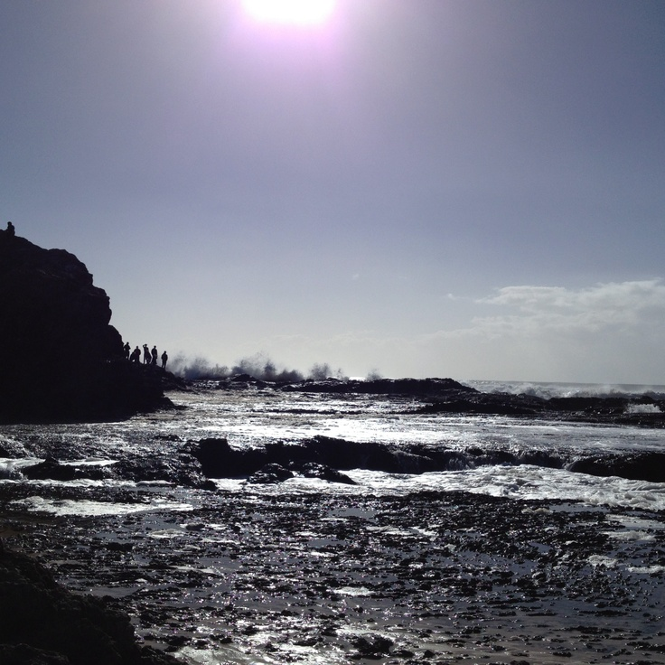 Our home on Currumbin Beach provides an amazing backdrop for the sculptures of #Swell2012   www.swellsculpture.com.au