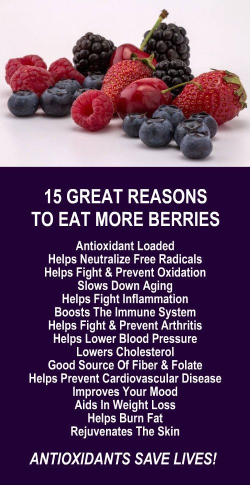 Herbs for weight loss 15 Great Reasons To Eat More Berries. Berries are antioxidant rich which is the cornerstone for good health. Learn about alkaline rich Kangen Water; the hydrogen rich, antioxidant loaded, ionized water that neutralize free radicals that cause oxidative st