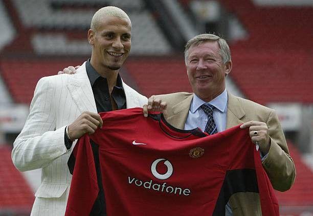 Pin Di Red Devils Su Manchester United Season 2002 03 Nel 2020