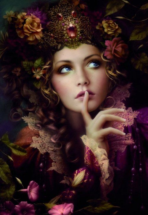 Lady of Sound, Voice of Nature all around. Hear her songs upon the Wind. And her…