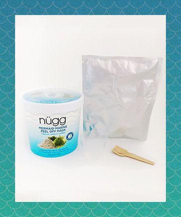 Nugg Beauty Mermaid Marine Peel Off Mask, $8.99