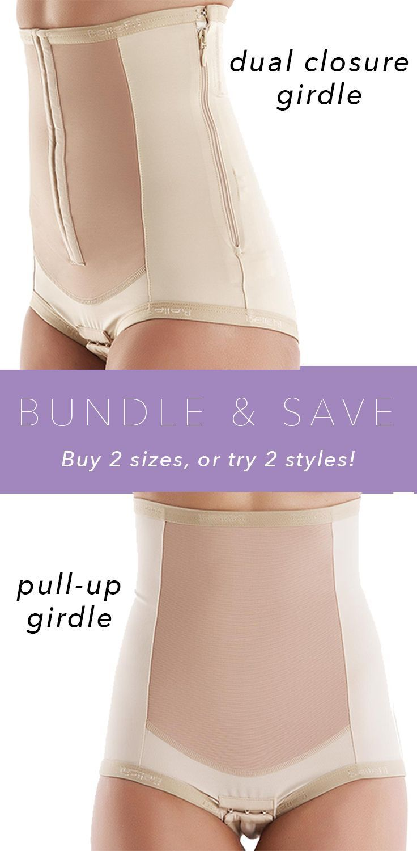Get 2 Postpartum Compression Girdles for a discount at Bellefit
