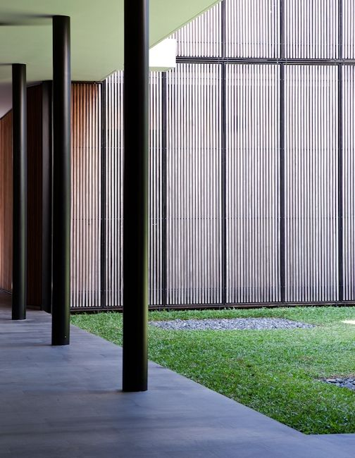 Kerry Hill Architects - Gower St Residence - Angus Martin Portfolio - The Loop