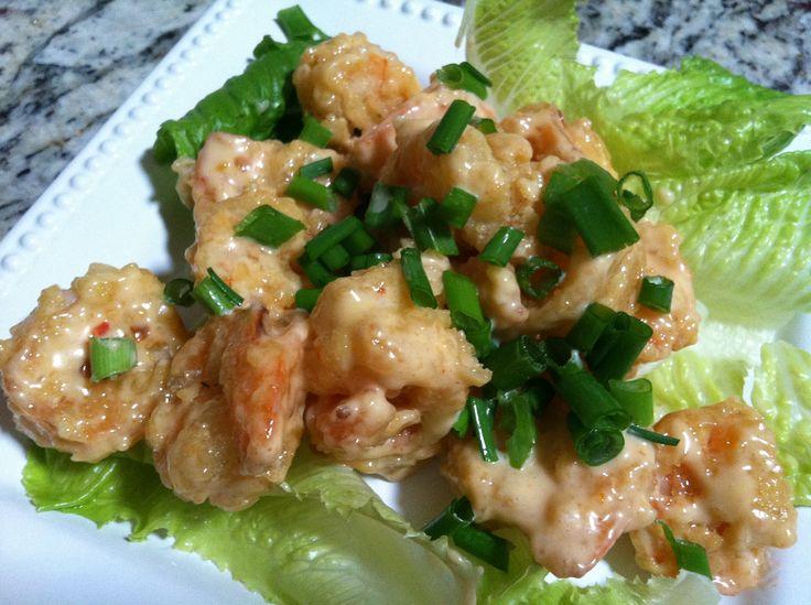 Bang bang Shrimps my version