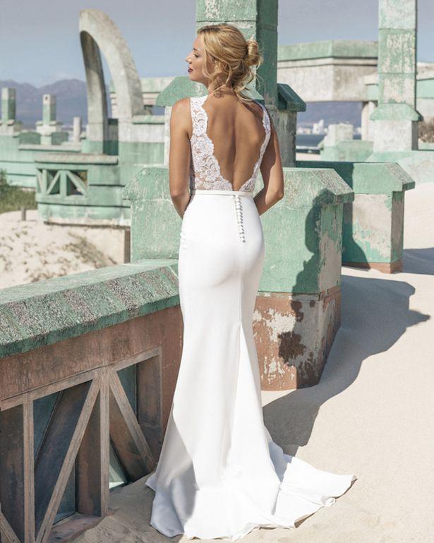 Elbeth Gillis 2016 Wedding Dress