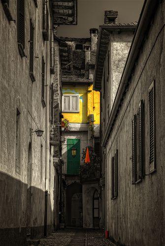 Orta San Giulio, Piemont, Italy