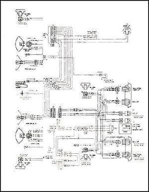 1978 gmc ck wiring diagram suburban jimmy high grande 1500 3500 chevy and