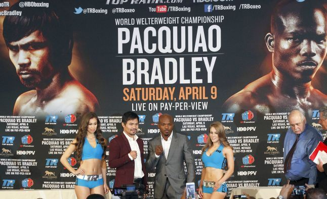 #Boxing #Betting: Market Moves Toward Underdog In #Pacquiao - #Bradley III - Info Inside http://www.sportsbookreview.com/ufc/free-picks/boxing-betting-market-moves-toward-underdog-pacquiao-bradley-iii-a-71100/