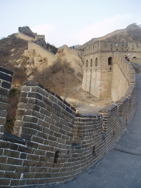 Great Wall of China by Aidan McRae Thomson, via Flickr. Should have done this when I went to Hong Kong a few years ago...