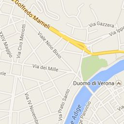 Visita Guidata a Verona Storica...un percorso multimediale su google map fatta a scuola insieme con prof.