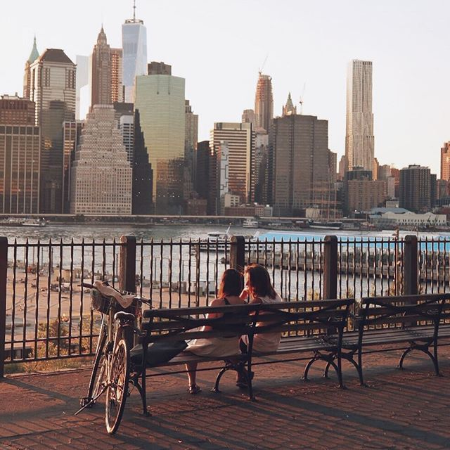 brooklyn heights promenade nyc #newyorkcity