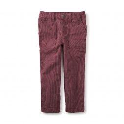 Striped Dress Pants | Tea Collection