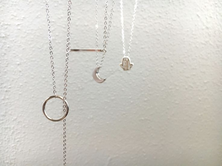 Ketting bar (sterling zilver 925) | NEW IN STORE | Mix&Max Jewelry