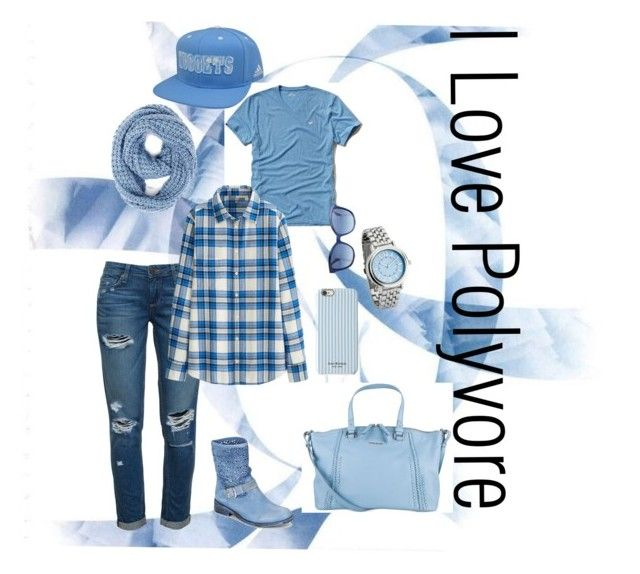 Blue items for Spring.... by inger-malmgaard-petersen on Polyvore featuring polyvore fashion style Uniqlo Hollister Co. Paige Denim FELMINI Cole Haan Paula Bianco Isaac Mizrahi Fendi clothing