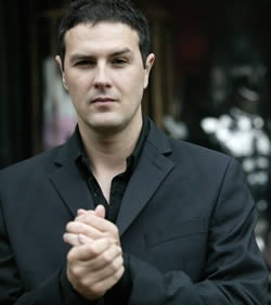 Paddy McGuinness...I love his sense of humour :)