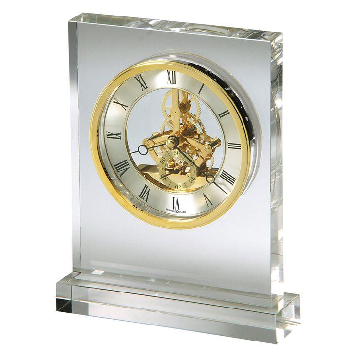 Howard Miller 645-682 Prestige Desktop Clock - 645682