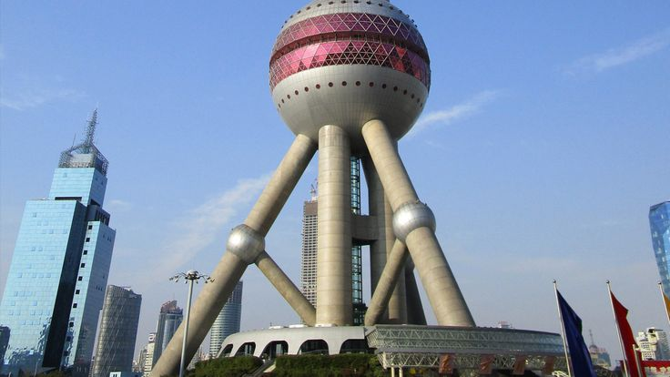 Pearl Tower, Xangai