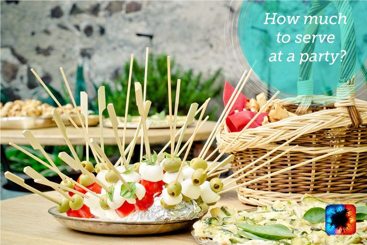 Be the perfect host and have a great party! Read more: http://propartyplanner.com/2016/02/19/ how-much-food-and-drinks-to-serve-at- a-party/