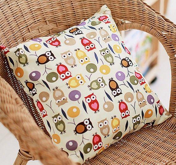 Bird pillow case on framestr.com
