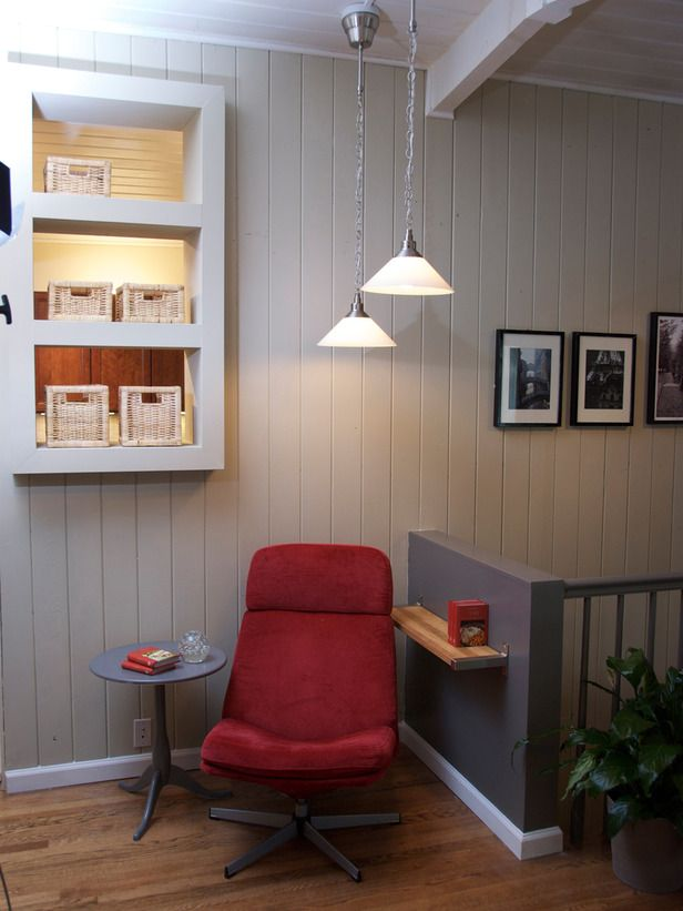 18 best images about small space home staging on pinterest - Small space shelves concept ...